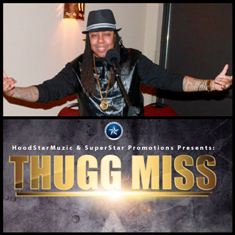 ThuggMiss Releases New EP, 'Self Made'