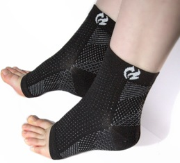 Peak Power Sports Introduces New Improved Graduated Compression Sleeves
