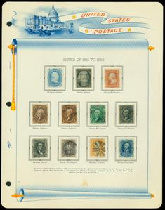 selling a stamp collection